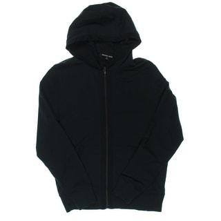 Michael Kors Mens Jacket Hoodie Long Sleeves - XL