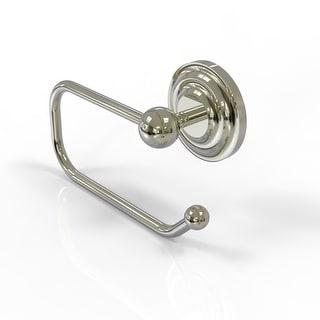 Allied Brass Que New Collection European Style Toilet Tissue Holder