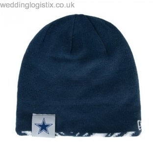 Dallas Cowboys Zubaz Flip Beanie