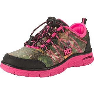 Legendary Whitetails Girls Miss Eagle Athletic Shoes - Hot Pink