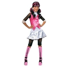 Monster High Draculaura Girls Halloween Costume