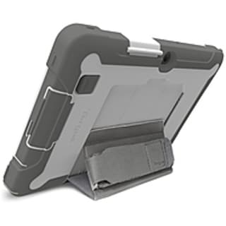 Targus SafePORT THD464US Carrying Case for Tablet - Gray - Dust Resistant, Water Proof, Drop Proof - Polycarbonate, Polyethylene