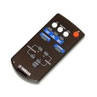 OEM Yamaha Remote Control Originally Shipped With: ATS1010, ATS-1010, YAS101, YAS-101, YAS101BL, YAS-101BL