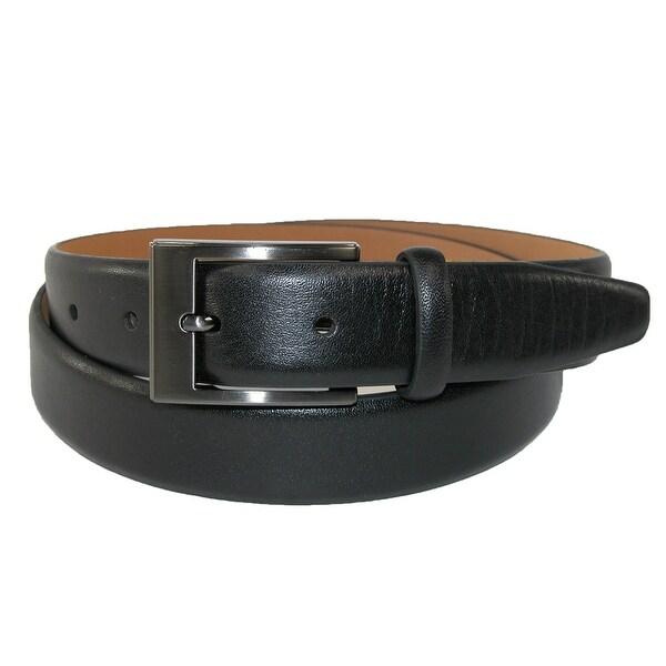 Geoffrey Beene Men's Leather Soft Touch Dress Belt