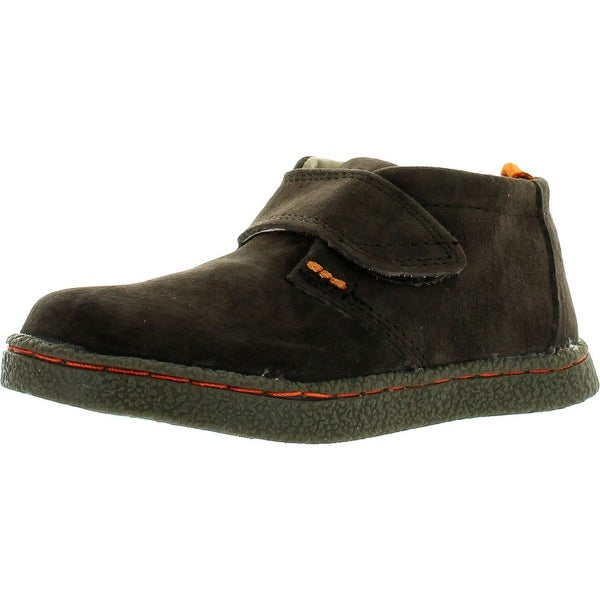 Hush Puppies Boys Tennyson Chukka Boots - Brown