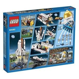 LEGO City Space Port BUILDING SET, 60080 Spaceport Building Kit LEGO SET