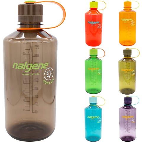Nalgene 32 oz. Narrow Mouth Sustainable Water Bottle - 32 oz.