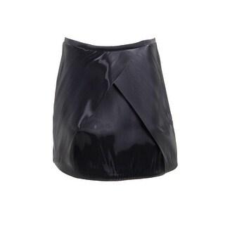 Zimmermann Womens Juniors Independent Mirror Iridescent Mini Tulip Skirt - 3