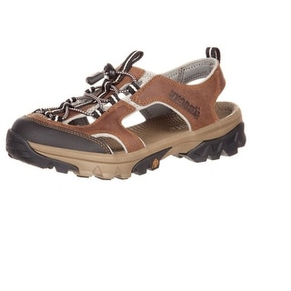 Rocky Outdoor Sandals Womens Endeavor Point Hiking Brown RKS0299