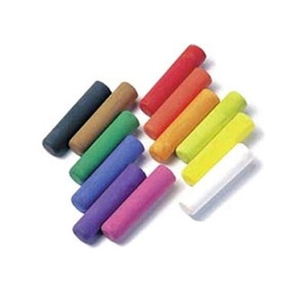 Prang Freart Artist Chalk 12 Color- Box