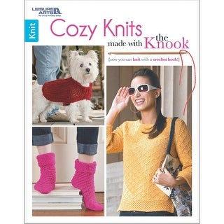 Leisure Arts-Cozy Knits Made With The Knook