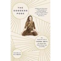 Goddess Pose - Michelle Goldberg
