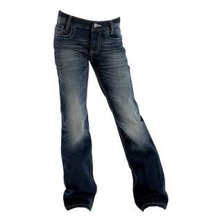 Cruel Girl Western Denim Jeans Girls Kids Ella II Slim Med CB21971002