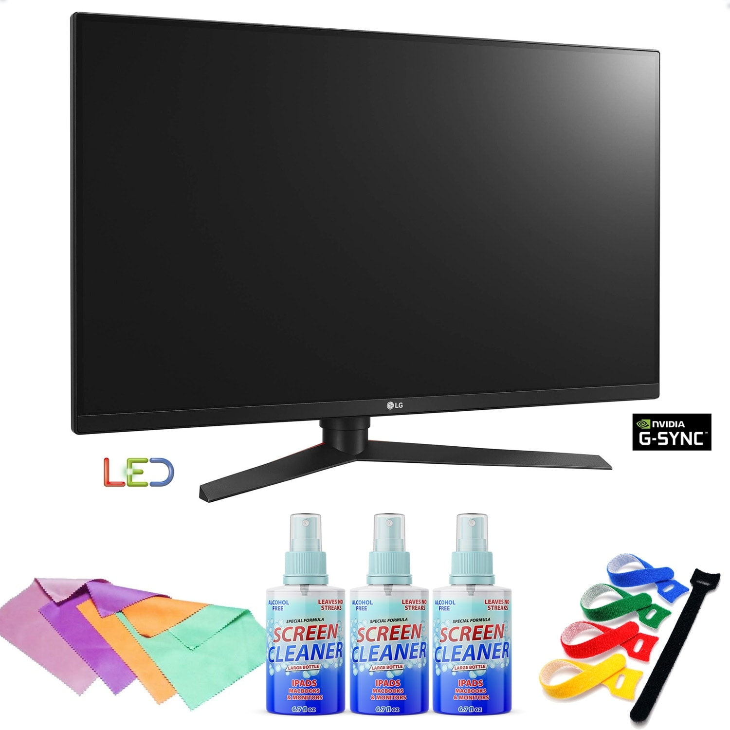 "LG 32GK850GB 31.5"""" 16:9 144 Hz GSync LCD Gaming Monitor"