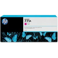 HP 771A 775-ml Magenta DesignJet Ink Cartridge (B6Y17A) (Single Pack)