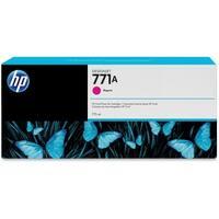 HP 771A 775-ml Magenta DesignJet Ink Cartridge (B6Y17A) (Single Pack)