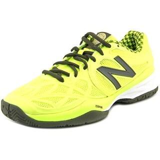 New Balance WC996 Women Round Toe Synthetic Tennis Shoe