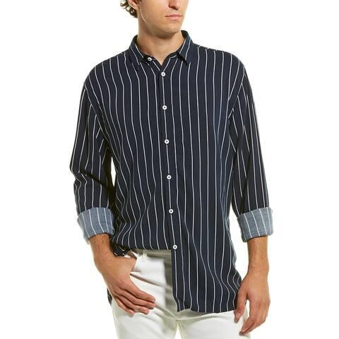 Zanerobe Pinstripe Shirt