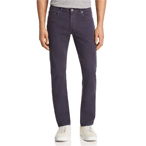 J Brand Mens Tyler Slim Fit Jeans, purple, 38W x 38L