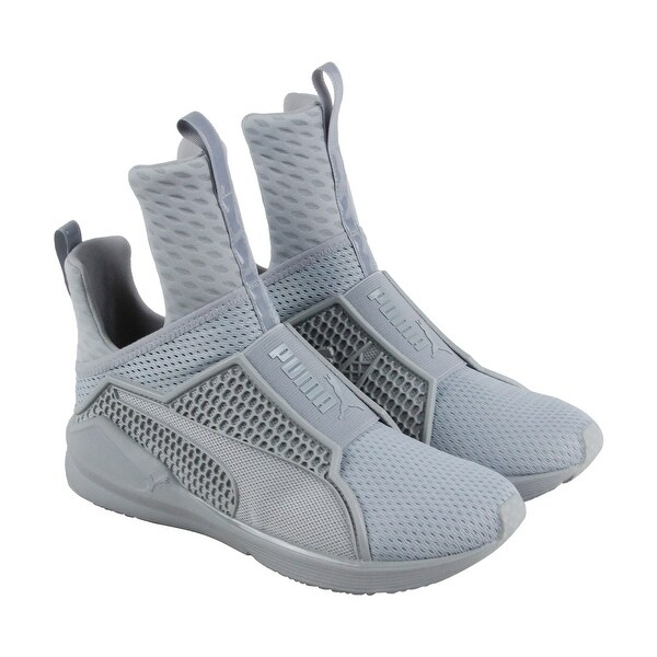 separation shoes a12fe cb10c Shop Puma Womens Fenty by Rihanna Riri Gray Fenty Trainer ...