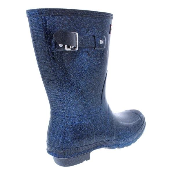 Shop Hunter Womens Starcloud Rain Boots Rubber Glitter