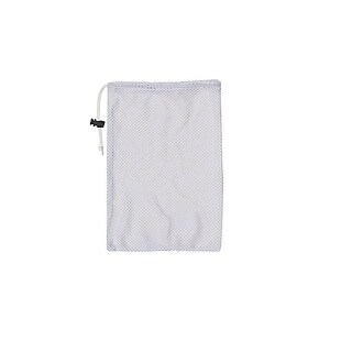 "Armor Bags Mesh Small Bag 15"" X 20"" White - 15"" x 20"""
