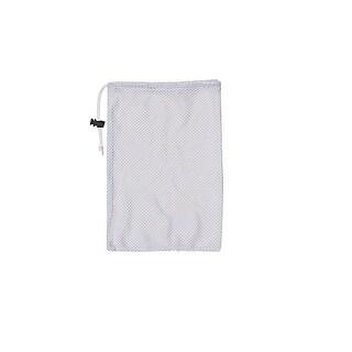 "Armor Bags Mesh Small Bag 15"" X 20"" White"