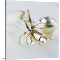 Premium Thick-Wrap Canvas entitled perfume - Multi-color