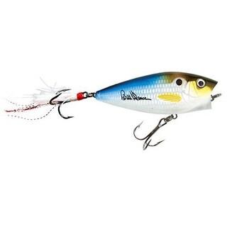Heddon Pop'n Image 5/8 oz Fishing Lure - Threadfin Shad - multi-color