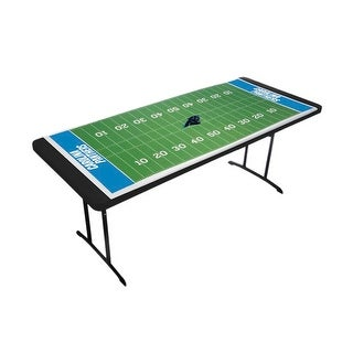 Tabletopit Carolina Panthers Table Topit Table Cover