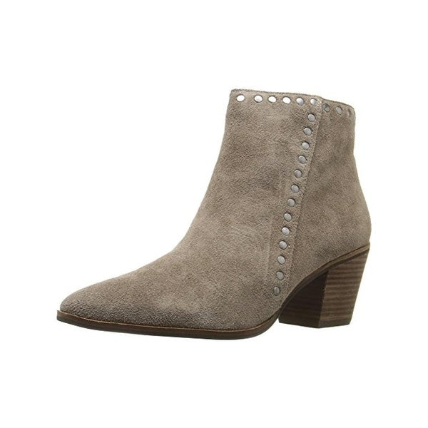 Lucky Brand Womens Linnea Booties Embellished Ankle