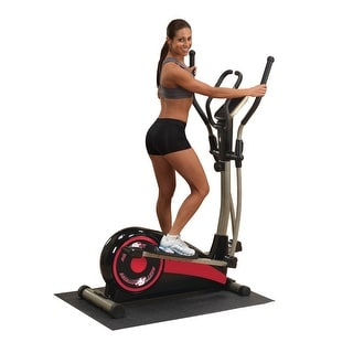 Best Fitness Cross Trainer Elliptical - Black