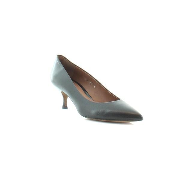 Shop Donald J Pliner Rome Women s Heels Black - Free Shipping Today ... 07dbd0733a9c