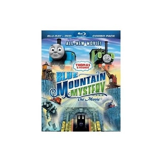 THOMAS & FRIENDS-BLUE MOUNTAIN MYSTERY THE MOVIE BLU RAY/DVD COMBO PACK