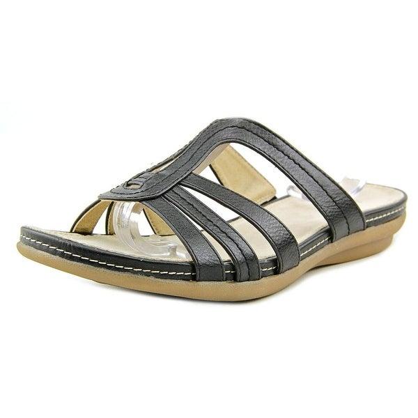 Kim Rogers Amarey Women  Open Toe Synthetic  Slides Sandal
