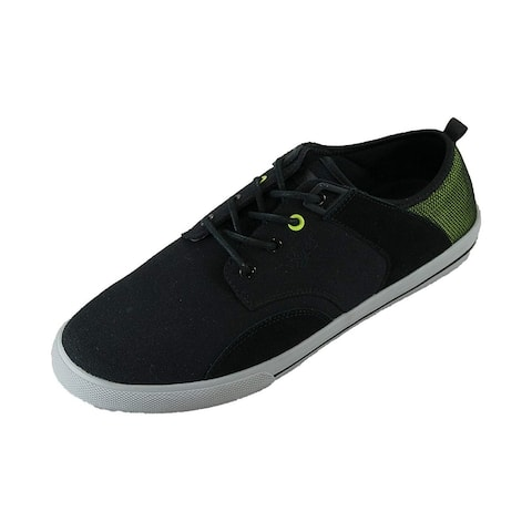 Flojos Mens Benito Low Top Lace Up Fashion Sneakers