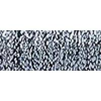 Hi Lustre Gun Metal - Kreinik Very Fine Metallic Braid #4 12Yd