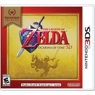 Legend Of Zelda: Ocarina Of Time For Nintendo 3Ds