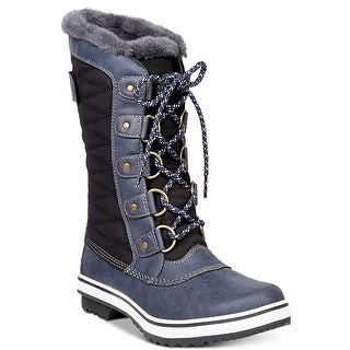 Link to Jambu Womens Lorna Round Toe Mid-Calf Cold Weather Boots Similar Items in Women's Shoes