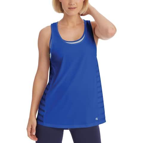 Champion Womens Train Tank Top Yoga Fitness
