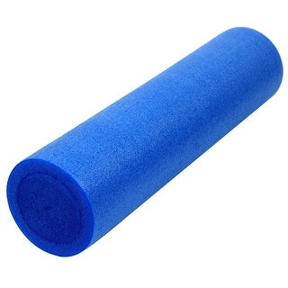 Gym Fitness Exercise Yoga Pilates Sports Muscle Release Massage Foam Roller Blue