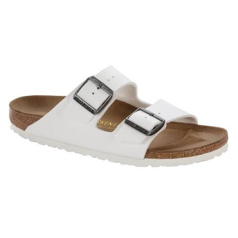Birkenstock Womens Arizona Open Toe Casual Slide Sandals