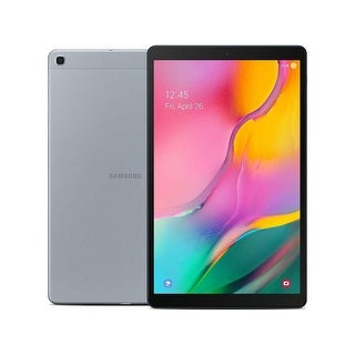 """Link to Refurbished Samsung Galaxy Tab A SM-T510 Silver Tablet - 10.1"""" (2019) Similar Items in Home Automation"""