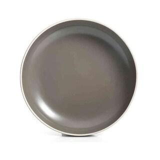 Artisanal Kitchen Supply Raw Edge Set Of 4 Dinner Bowls Stone Overstock 32716198