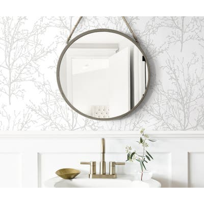 NextWall Tree Branches Peel and Stick Removable Wallpaper