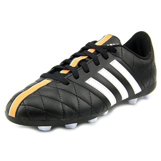 Adidas 11Questra FxG J Round Toe Synthetic Cleats