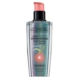 L'Oreal Advanced Haircare Smooth Intense Frizz Taming Serum 3.4 oz
