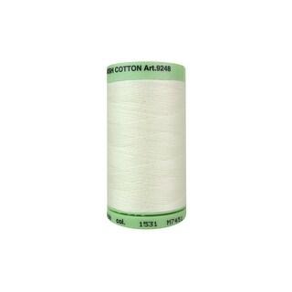 Mettler Silk Fin Cotton Embrd #60 875yd Dew
