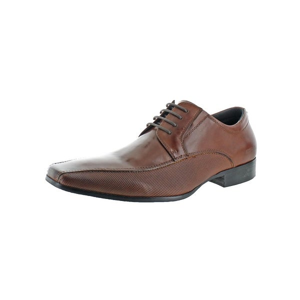 Kenneth Cole Reaction Mens BRO-TENTIAL Oxfords Square Toe Lace-Up