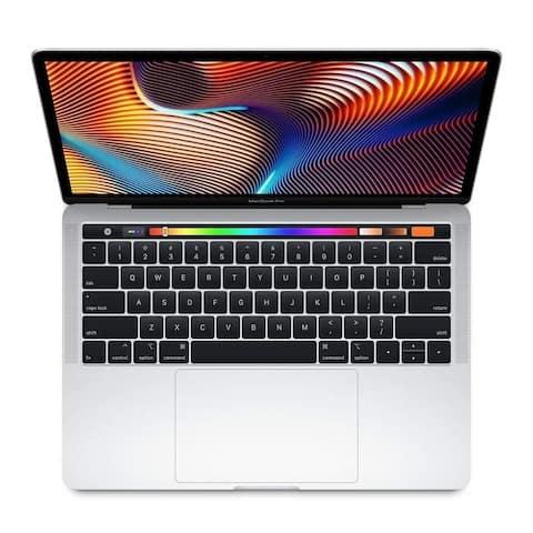 Apple MacBook Pro MLH12LL/A Intel Core i5-6267U X2 2.9GHz 8GB 256GB, Silver (Certified Refurbished)